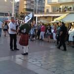 Jean-François et Olivier sur le port de Toulon pour la fête de la musique 2013 - 05